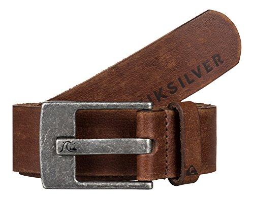 Quiksilver Herren Gürtel Revival, Gr. keine Angabe (Herstellergröße: M), Braun (bear Cqf0)
