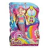 Barbie Sirena Magico Arcobaleno - Barbie Sirena Magico Arcobaleno, Multicolore, Femmina, Ragazza, 3 Anno/i