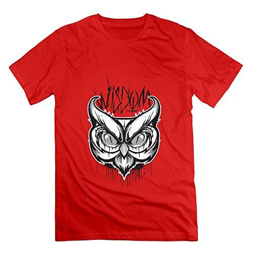 Sophie Warner Herren T-Shirt Gr. L, Rot - Rot