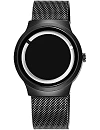 SASA Moda Casual para Hombres y Mujeres de Ocio al Aire Libre de Deportes Reloj Impermeable