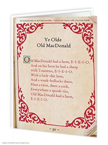 Old MacDonald...