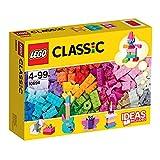 LEGO Classic 10694 - Bausteine-Ergänzungsset Pastelltön, Lernspielzeug
