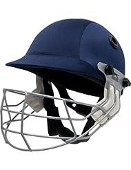 Slazenger International Cricket Deportes batsmans cabeza protección casco de seguridad, color multicolor, tamaño Adulto