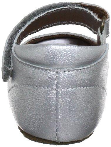 Bisgaard Hausschuhe 20610 Mädchen Hausschuhe Silber (silver 1)