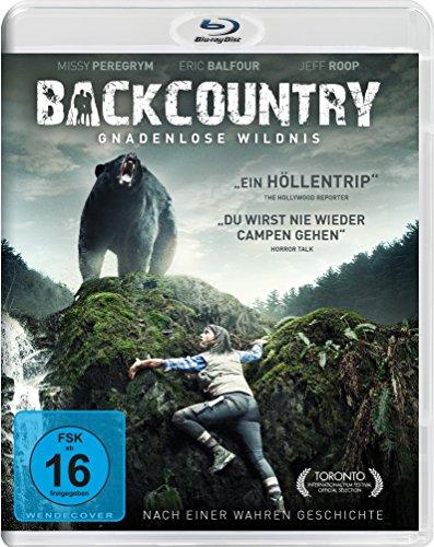 Bild von Backcountry - Gnadenlose Wildnis [Blu-ray]