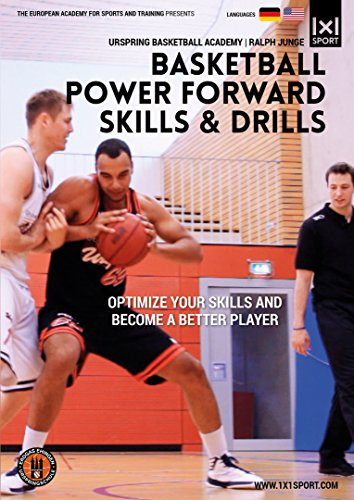 Basketball Power Forward Skills & Drills - Optimize Your Skills - Become a Better Player