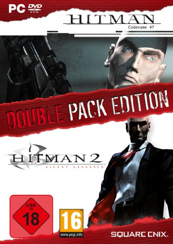 Preisvergleich Produktbild Hitman: Codename 47 & Hitman: Silent Assassin Double Pack - [PC]