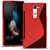 LG G4C Hülle - Zovonic - Classic Design Soft Cover TPU-