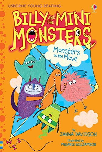 Billy and the Mini Monsters Monsters on the Move (Young Reading) por Zanna Davidson