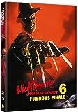 Nightmare on Elm Street 6 - Freddys Finale - Limitiertes Mediabook auf 1000 St�ck  (+ DVD)  Bild