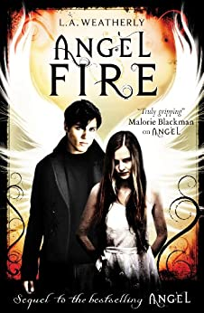 Angel Fire: 2 (The Angel Trilogy) de [Weatherly, L.A.]