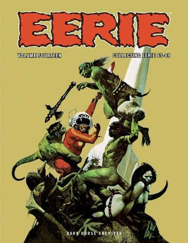[ Eerie Archives Volume 14 (Eerie Archives) ] By Lewis, Budd (Author) [ Oct - 2013 ] [ Hardcover ]