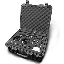 Tilta es-t15-c para Sony FS7 con Follow Focus y caja mate de