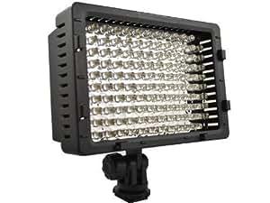 WINGONEER CN-126 Caméra vidéo LED lampe de lumière pour caméscope Caméscope numérique ou appareil photo reflex numérique