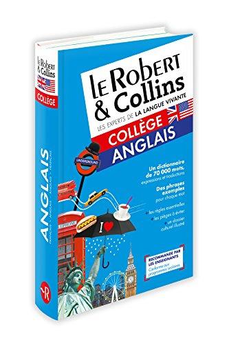 Dictionnaire Le Robert & Collins Collège anglais