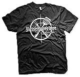 Fleischveredler Grillshirt - Tshirt Schwarz###10XL