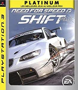 Need for speed : shift - platinum