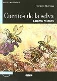 LA.CUENTOS DE LA SELVA+CD