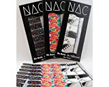 Happy Birthday to You Nail Art Stickers - 3 Pack (42 Total Nail Art Wraps) - Balloons Confetti and Musical Piano Notes - Party in a Box - Makes a Grea