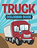 Truck Coloring Book: Coloring Books for Kids (Art Book Series)