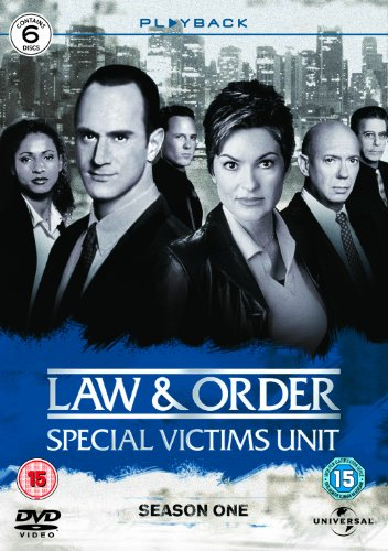 Law & Order: Special Victims Unit - Season 1 [6 DVDs] [UK Import] hier kaufen