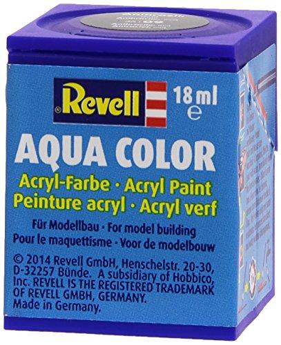 Revell Aqua Color 36109 - Revell - Aqua Color anthrazit, matt, 18 ml