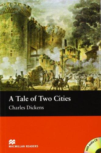 MR (B) Tale Of Two Cities, A Pk: Beginner (Macmillan Readers 2005)