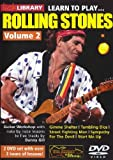 Learn to Play Rolling Stones Vol. 2 [Import anglais]