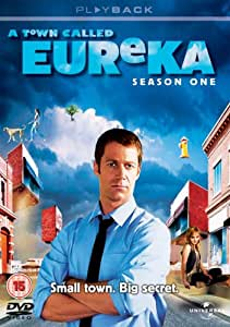 A Town Called Eureka - Season 1 [3 DVDs] [UK Import]