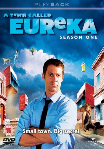 Used, A Town Called Eureka - Season 1 - Complete [DVD] for sale  Delivered anywhere in UK