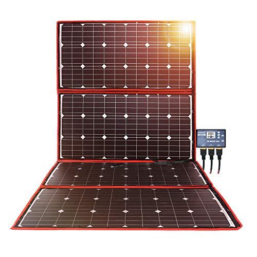 Nuestros buenos clientes nos muestran vídeos de productos.       https://youtu.be/f4cUyL1QPgA       Nuestros productos tienen diferentes poderes en diferentes entornos. La energía se ve afectada por el ángulo y la intensidad de la luz solar. Por l...