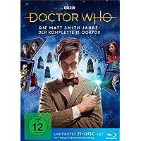 Doctor Who - Die Matt Smith Jahre: Der komplette 11. Doktor LTD.