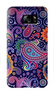 Marklif Premium Printed Cool Case Mobile Cover for Samsung Galaxy S7 Edge
