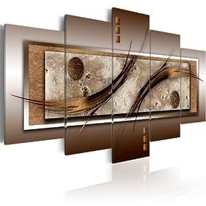 impression sur toile 200x100 cm grand format xxl 5. Black Bedroom Furniture Sets. Home Design Ideas