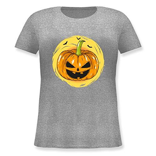 Halloween - Halloween Kürbis Gesicht - S (44) -