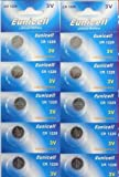 BRAND NEW 10 x CR1220 Lithium Batteries Battery Eunicell Brand Not Cheap Brand 1st Class