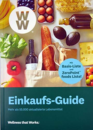 Weight Watchers Einkaufs-Guide - Einkaufsführer 2019