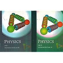 Physics Part- I & II Class 11 NCERT