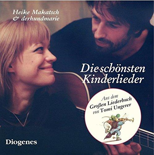 Die schönsten Kinderlieder (Diogenes Hörbuch)