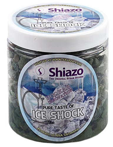 Shiazo Steam Stones 250gr. Ice-Shock (Ice Shock)