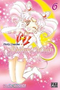 Sailor Moon Nouvelle édition Tome 6