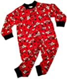 Kids Girls 100% Cotton Onesies Pyjamas Pjs Nightwear Disney Princess Monster High Minnie Mouse Angry Birds Doc Mc Sofia Tinkerbell Size 1-10 Years