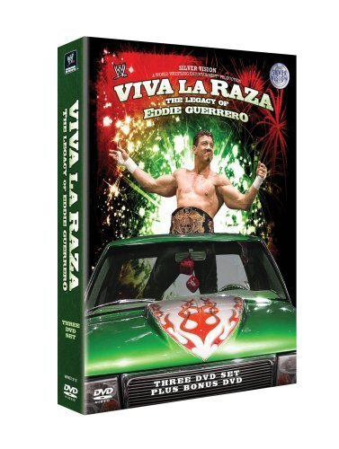 WWE -Viva la Raza!: The Legacy of Eddie Guerrero (4 DVDs) (Dvd Jericho Chris)
