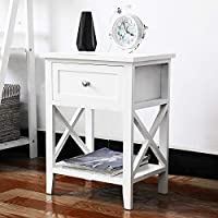 EXQUI Bedside Table G971W-A G972W