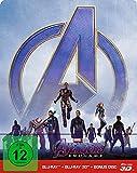 Avengers: Endgame - Steelbook - Bluray und Bluray 3D / Deutsch