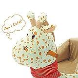 Labebe Schaukeltier Giraffe mit Rädern - 7