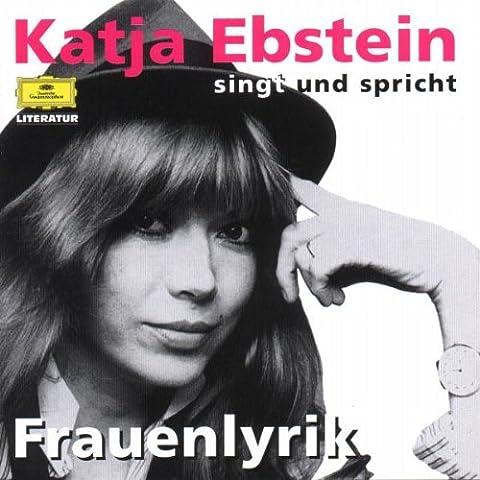 Frauenlyrik (Katja Ebstein Lieder)