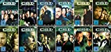 CSI: Crime Scene Investigation - Die komplette Season 1-12 im Set - Deutsche Originalware [72 DVDs]