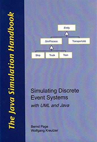 Preisvergleich Produktbild The Java Simulation Handbook: Simulating Discrete Event Systems with UML and Java (Berichte aus der Informatik)