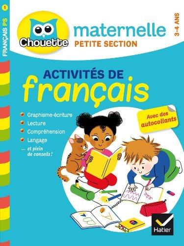 Français Petite Section (3/4 ans) de Evelyne Barge (14 janvier 2015) Broché